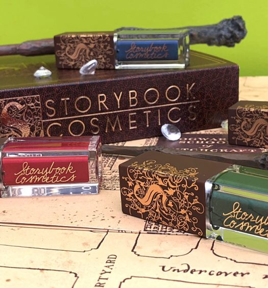 Storybook Cosmetics Wizardry & Witchcraft Liquid Lipsticks Collection