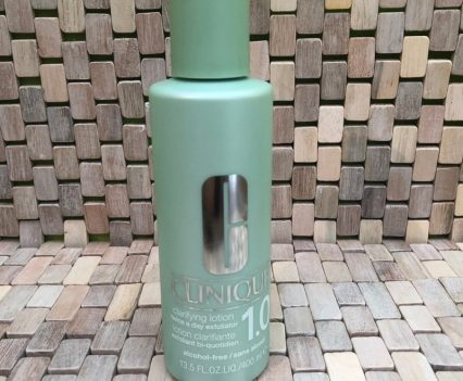 Clinique Clarifying Lotion 1.0