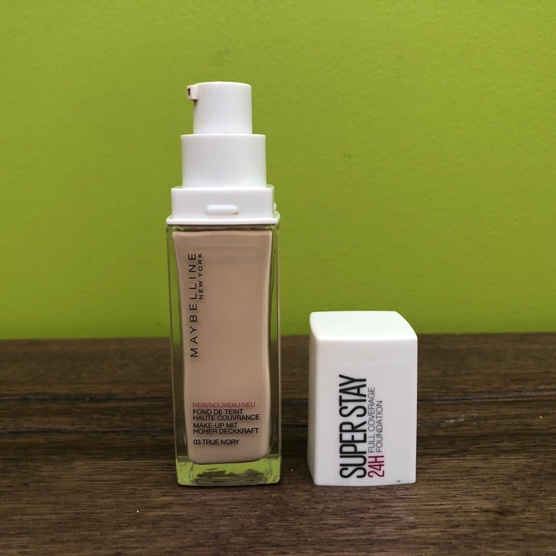 e8759a8668b Maybelline Superstay 24H Foundation   The Big Gay Lifestyle