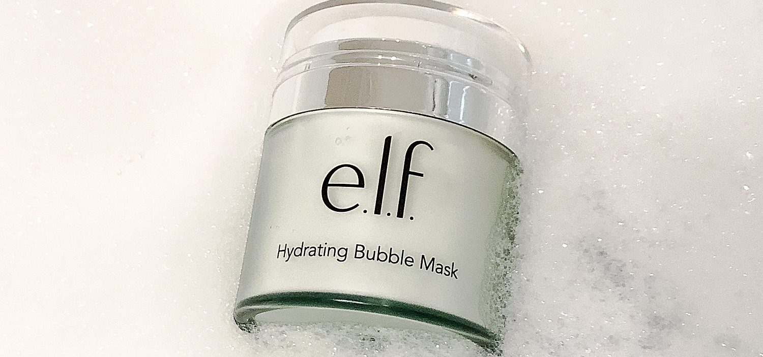 Image result for e.l.f. Cosmetics Hydrating Bubble Mask