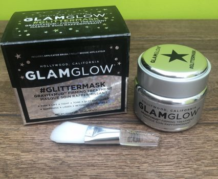 GlamGlow #GlitterMask GravityMud Firming Treatment