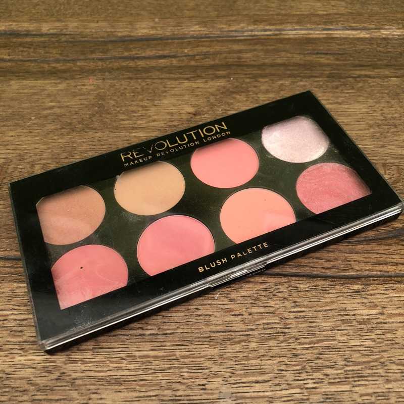... makeup revolution golden sugar 2 rose gold ultra professional blush palette ings · the all about bronze palette ...